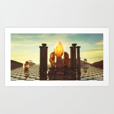 The Golden Age Art Print