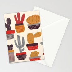 Kaktus Stationery Cards