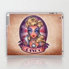 DISCO pinup Laptop & iPad Skin
