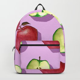 Red Apple, Green Apple Backpack