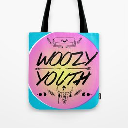 Woozy Youth Tote Bag