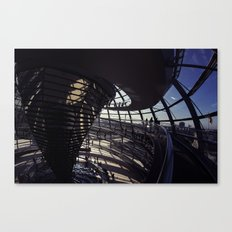 Berlin calling III Canvas Print