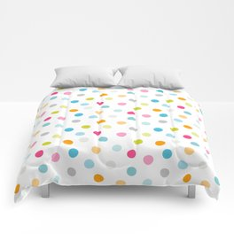 Chickweed Mid Dots Comforters