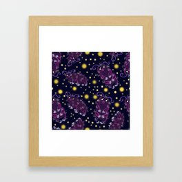 Tardigrades Framed Art Print