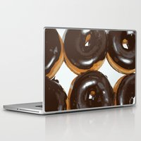 donut Laptop & iPad Skins featuring Donut by Kelly Sweet