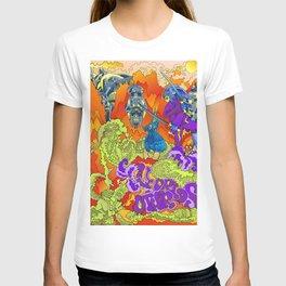 Other Worlds: Under Siege T-shirt