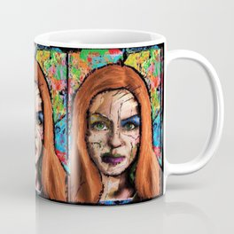 The Queen of all Tomorrow's Coffee Mug