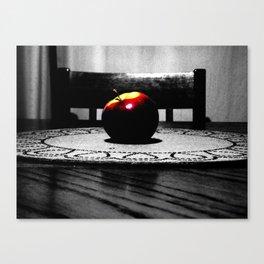 Poison Apple 3 Canvas Print
