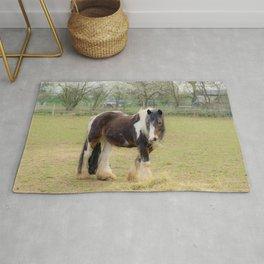 Horse love Rug