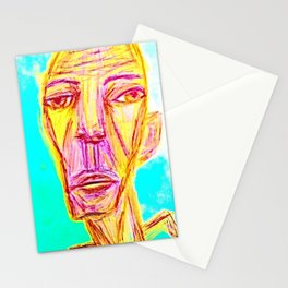 What is Suffering? Stationery Cards