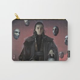A girl has no name. Fan art Carry-All Pouch