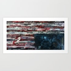 Your America (part 2 of 2) Art Print