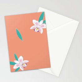 Orchids for Kinahen Stationery Cards
