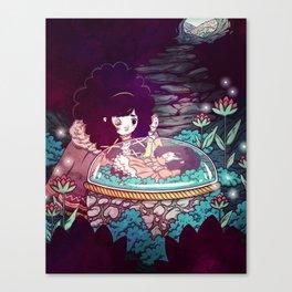 Sisters 4/5 Canvas Print