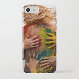 Festival of Colors iPhone Case