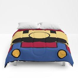 Minimal Mario Comforters