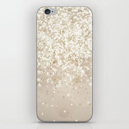 Glitteresques IV:VII iPhone Skin