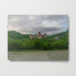 On the Top-Hardegg, Austria Metal Print