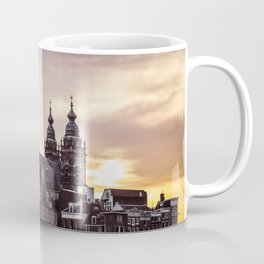 AMS Sunset Coffee Mug