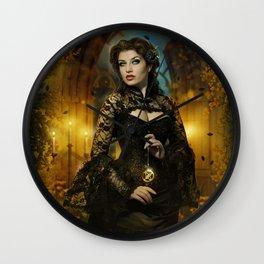 La Esmeralda Wall Clock