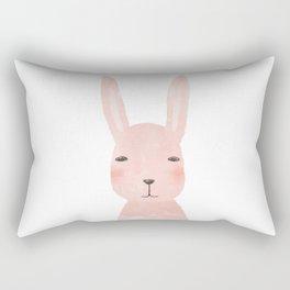 Mr. Pink Rectangular Pillow