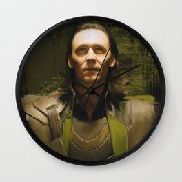 King of Chaos Wall Clock