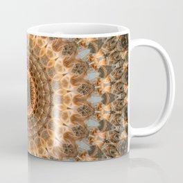 Shiny golden mandala Coffee Mug