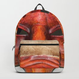 Mask quirky Backpack