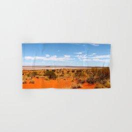 Outback Saltflats Hand & Bath Towel