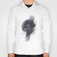 beethoven Hoodies featuring Beethoven by Josh Slee Design