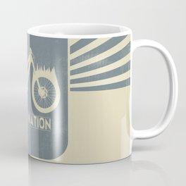 Enduronation Retro Coffee Mug