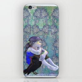 Crow´s secret iPhone Skin