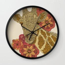 Girafe Wall Clock