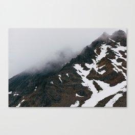 Mount Ruapehu Peak Canvas Print