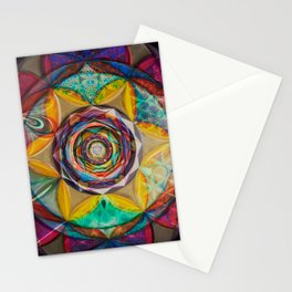 Micro-Macrocosm Stationery Cards