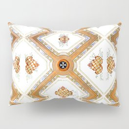 A Glass Ceiling Pillow Sham