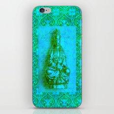 Jade Kwan Yin iPhone & iPod Skin