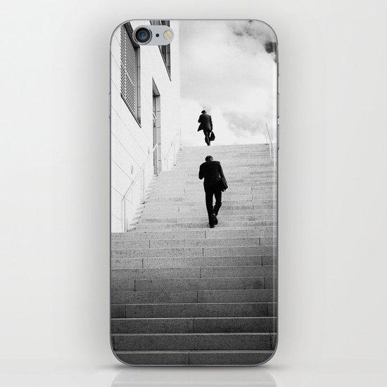Climbing Higher iPhone & iPod Skin