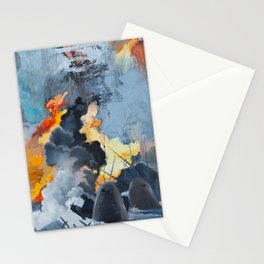 All In A Day's Work Stationery Cards
