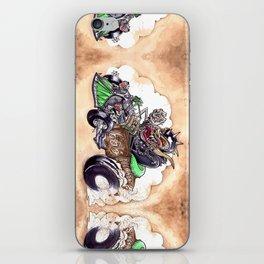 Snaggletooth-Fink iPhone Skin