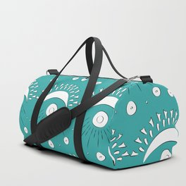 Moon and Rays Duffle Bag