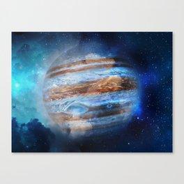 Hello Jupiter! Canvas Print
