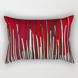 Piano Grass Rectangular Pillow