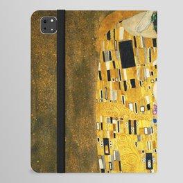 Gustav Klimt The Kiss iPad Folio Case