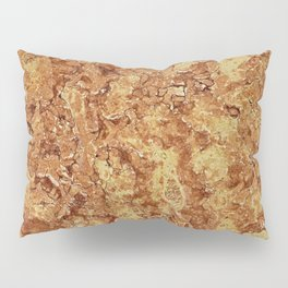 Polished Marble Stone Mineral  Abstract Texture 3 Pillow Sham