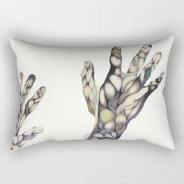 Working Hands2-OTK Rectangular Pillow