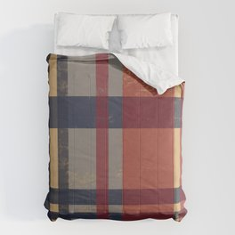 RUSTIC PLAID Comforters