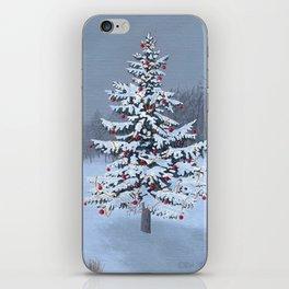 Christmas Eve 2015 iPhone Skin