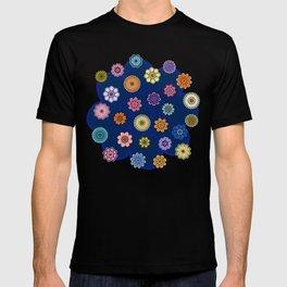 Fantasy Flowers T-shirt