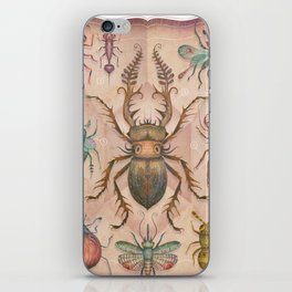 Entomology Tab. I iPhone Skin